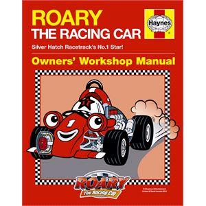 Haynes DIY Workshop Manuals, Haynes - Roary The Racing Car Manual (3-6 Age Group), Haynes
