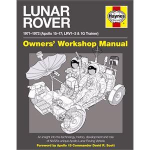 Haynes DIY Workshop Manuals, Haynes - Lunar Rover Manual 1971 - 1972: Apollo 15-17; LRV1-3 and 1G Trainer, Haynes