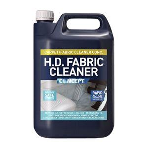 Concept, Concept H.D.Fabric Cleaner 5L, Concept