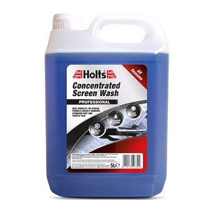Glass Care, Holts 5 Litre Concentrated Screen Wash, Holts