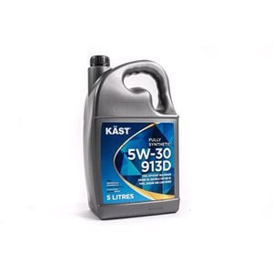 Engine Oils and Lubricants, KAST 5w30 913D FORD Approved Fully Synthetic Engine Oil. 5 Litre, KAST
