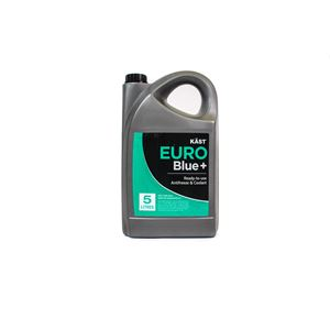 Engine Oils and Lubricants, Kast Euro Blue Ready to Use Coolant and Antifreeze 5 Litre, KAST