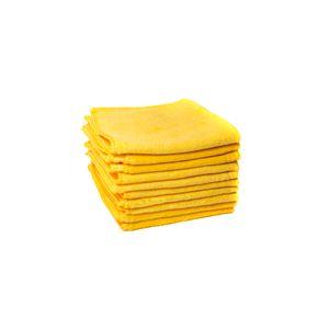 Cloths, Sponges and Wadding, 10 MicksGarage Microfibre Cloths, MicksGarage