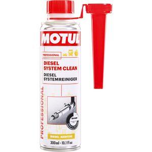Cleaner, Diesel Injection System, Motul Diesel System Clean - 300ml, MOTUL