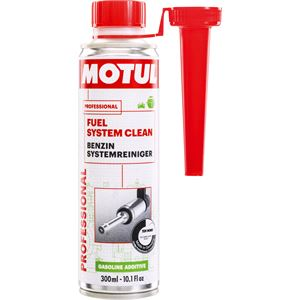 Cleaner, Petrol Injection System, Motul Fuel System Clean (Petrol) - 300ml, MOTUL