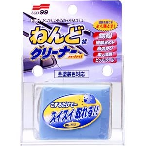 Exterior Cleaning, Soft99 Surface Smoother Clay Bar - 100g, Soft99