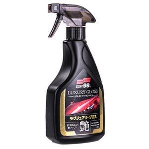 Paint Polish and Wax, Soft99 Luxury Gloss Liquid Wax - 500ml, Soft99