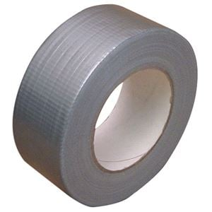 Tapes, Pearl Duct Tape - Silver - 50mm x 50m, PEARL CONSUMABLES