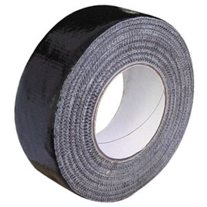 Tapes, Pearl Duct Tape - Black - 50mm x 50m, PEARL CONSUMABLES