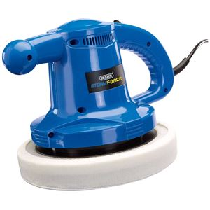 Polishers, Draper 83653 Storm Force 230V 240mm Polisher (110W), Draper