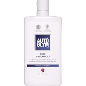 Exterior Cleaning, Autoglym Pure Shampoo 500ml, Autoglym