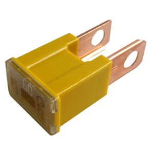 Fuses, Wot-Nots Fuse - Male Slow Blow - Yellow - 60A, WOT-NOTS