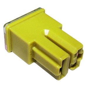 Fuses, Wot-Nots Fuse - Female Slow Blow - Yellow - 60A, WOT-NOTS