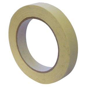 Tapes, Wot-Nots Masking Tape - 19mm x 25m, WOT-NOTS