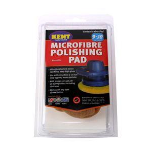 Cloths, Sponges and Wadding, Kent Microfibre Polishing Pad, KENT