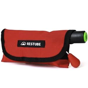 RESTUBE Inflatable Safety Aids, RESTUBE Automatic - Red / Black, RESTUBE