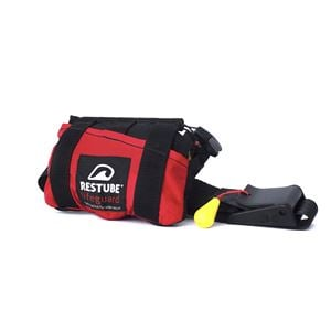 RESTUBE Inflatable Safety Aids, RESTUBE Lifeguard - Red / Black, RESTUBE