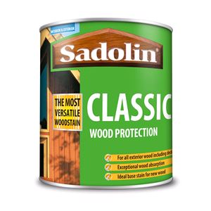 Sadolin, Sadolin Classic Wood Protection ANTIQUE PINE - 1L, Sadolin