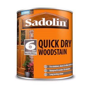 Sadolin, Sadolin Quick Dry Woodstain ANTIQUE PINE - 1L, Sadolin