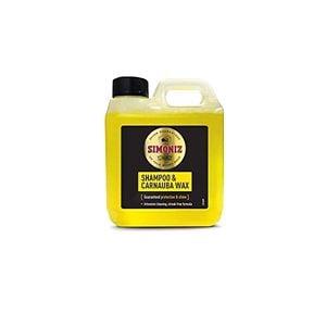 Exterior Cleaning, Simoniz Shampoo & Carnauba Wax 1L, Simoniz