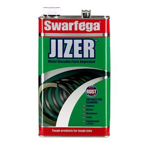 Cleaners and Degreasers, Swarfega Jizer Parts Degreaser - 5 Litre, SWARFEGA