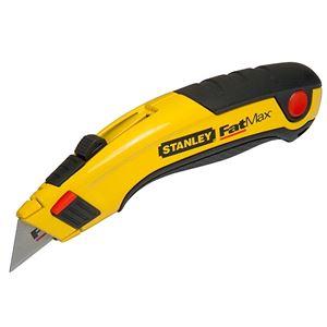 DIY Tools, Stanley Fatmax RetRACtable Utility Knife, STANLEY