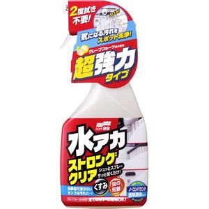 Exterior Cleaning, Soft99 Bodywork Stain Cleaner - 500ml, Soft99