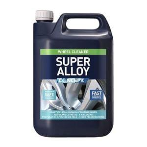 Concept, Concept Super Alloy Wheel Cleaner 5L, Concept