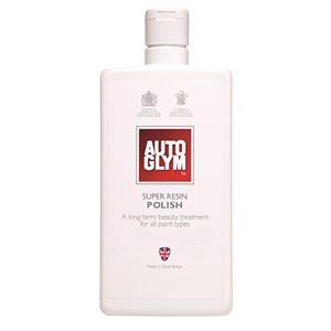 Paint Polish and Wax, Autoglym Super Resin Polish 500ml, Autoglym