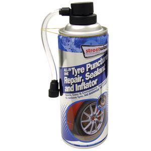 Emergency and Breakdown, Emergency Tyre Sealer and Inflator , Streetwize