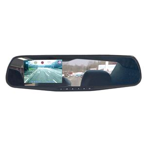 Dash Cam, Rear View Mirror Mount Dash Cam HD, Streetwize