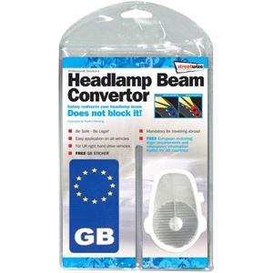 Travel & Touring, Headlamp Beam Deflector, Streetwize