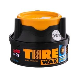 Wheel and Tyre Care, Soft99 Tire Black Wax - 170g, Soft99