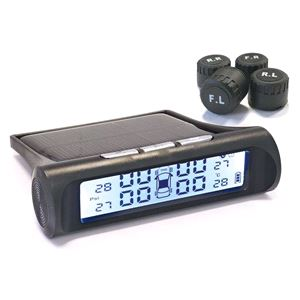 Gadgets, Tyre Pressure Monitoring System with Bluetooth, Streetwize