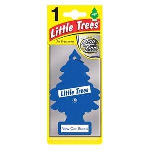 Air Fresheners, Little Trees New Car Air Freshener - Single Pack, Little Trees