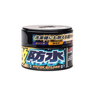 Paint Polish and Wax, Soft99 Water Block Dark & Black Wax - 300g, Soft99