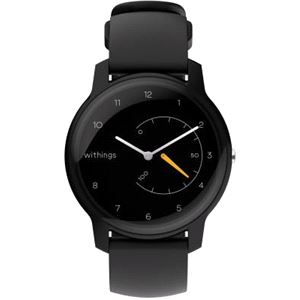 Smart Watch, Withings Move Black & Yellow Gold, Withings
