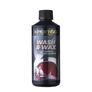 Exterior Cleaning, Concept® Xpert-60 Luxurious Wash & Wax Shampoo 500ml, Xpert-60