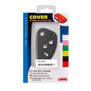 Car Key Covers, Car Key Cover - Alfa Romeo (Key type 1), Lampa