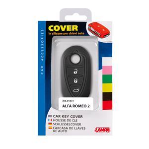Car Key Covers, Car Key Cover - Alfa Romeo (Key type 2), Lampa