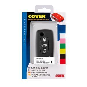 Car Key Covers, Car Key Cover - Citroen, Fiat, Lancia, Peugeot (Key type 1), Lampa