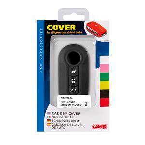 Car Key Covers, Car Key Cover - Citroen, Fiat, Lancia, Peugeot (Key type 2), Lampa