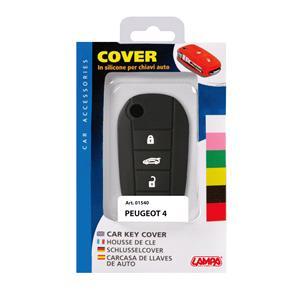 Car Key Covers, Car Key Cover - Peugeot (Key type 4), Lampa