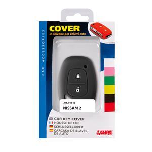 Car Key Covers, Car Key Cover - Nissan (Key type 2), Lampa