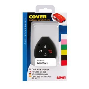 Car Key Covers, Car Key Cover - Toyota (Key type 2), Lampa
