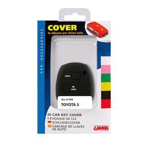 Car Key Covers, Car Key Cover - Toyota (Key type 3), Lampa