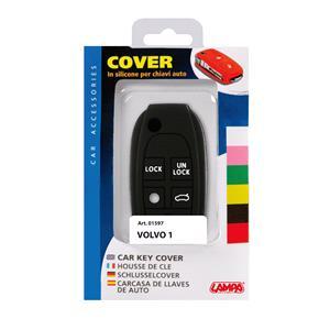 Car Key Covers, Car Key Cover - Volvo (Key type 1), Lampa