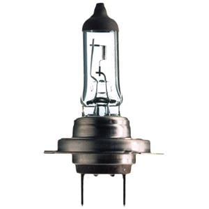 Bulbs - by Vehicle Model, Philips H7 +30% Vision Single Halogen Bulb (Blister Pack) for Ssangyong Musso (Commercial) 2004 - 2005, Philips