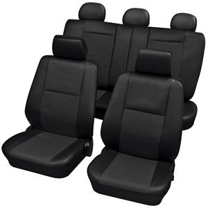Seat Covers, Petex Universal Seat Cover Eco-Class Elba Complete Set SAB-2, Petex