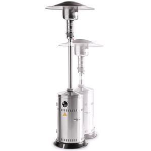 Patio Heaters, Hendi Gas Heating Lamp, Gas Patio Heat Radiator, Foldable, Hendi